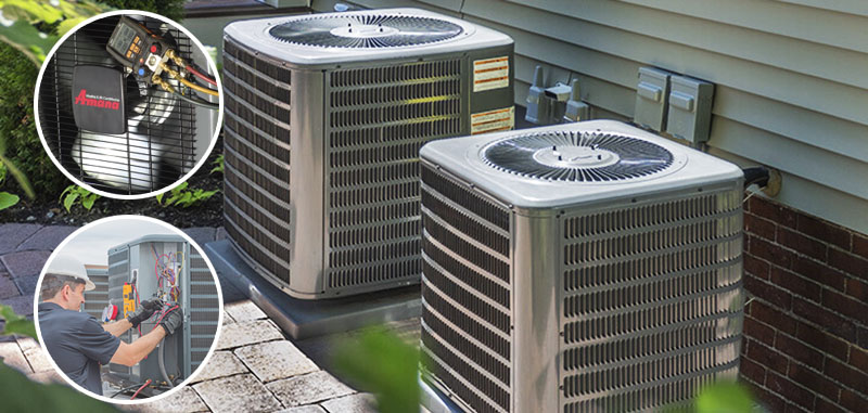 Heat Pump and Air Conditioners troubleshooting