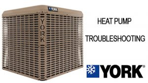 York Heat Pump Troubleshooting