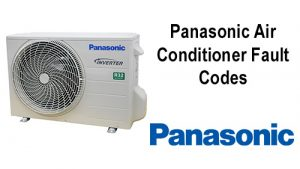 Panasonic Air Conditioner Fault Codes